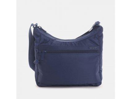 Hedgren elegantní dámská kabelka modrá Harper's HIC01S