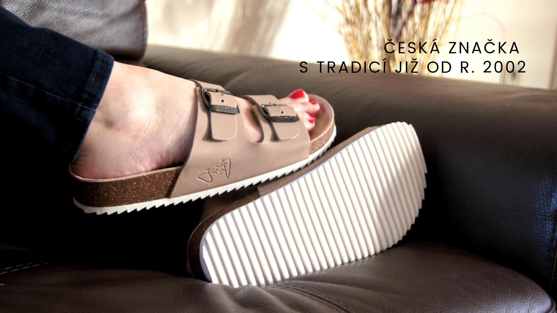 zdravotní pantofle