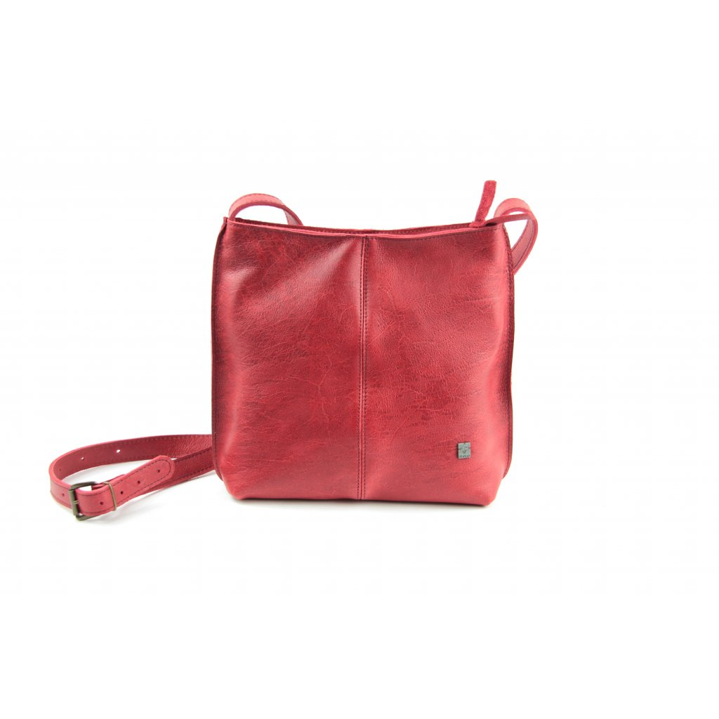 kabelka 51862 červená 1