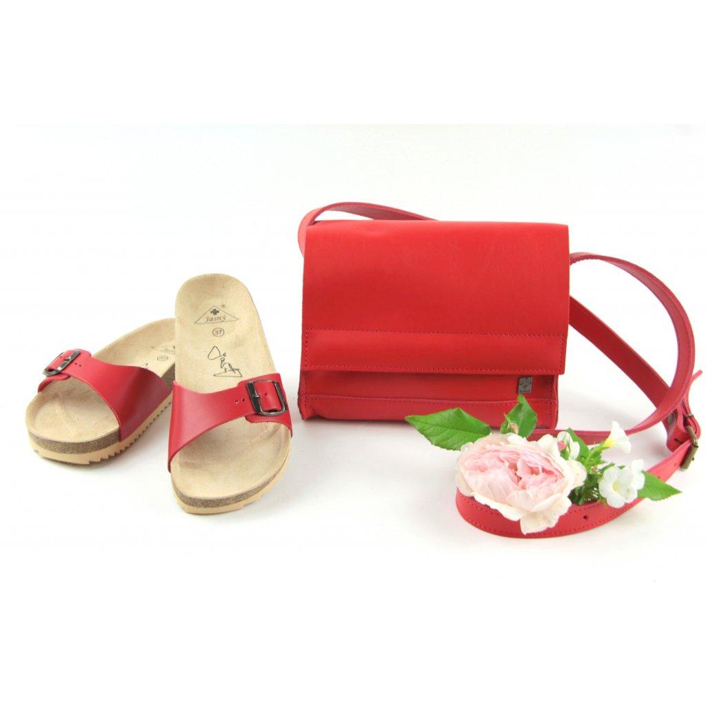 kabelka a verona červena2 001