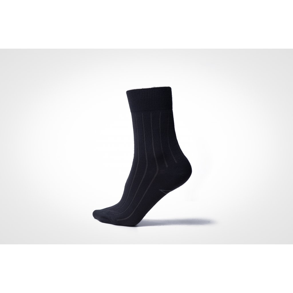 ponožky VIKI šedé (Velikost 39-42)
