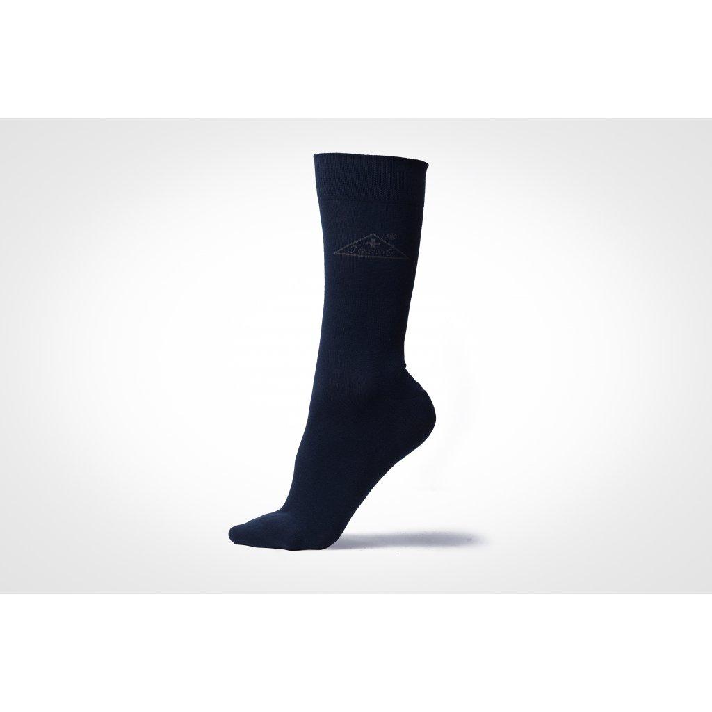 ponožky LUX modré (Velikost 45-47)