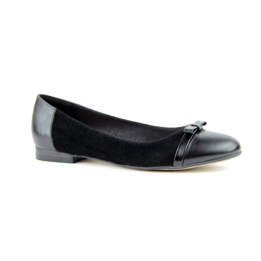obuv vycházková 2196 černá (Velikost Vel. 37)