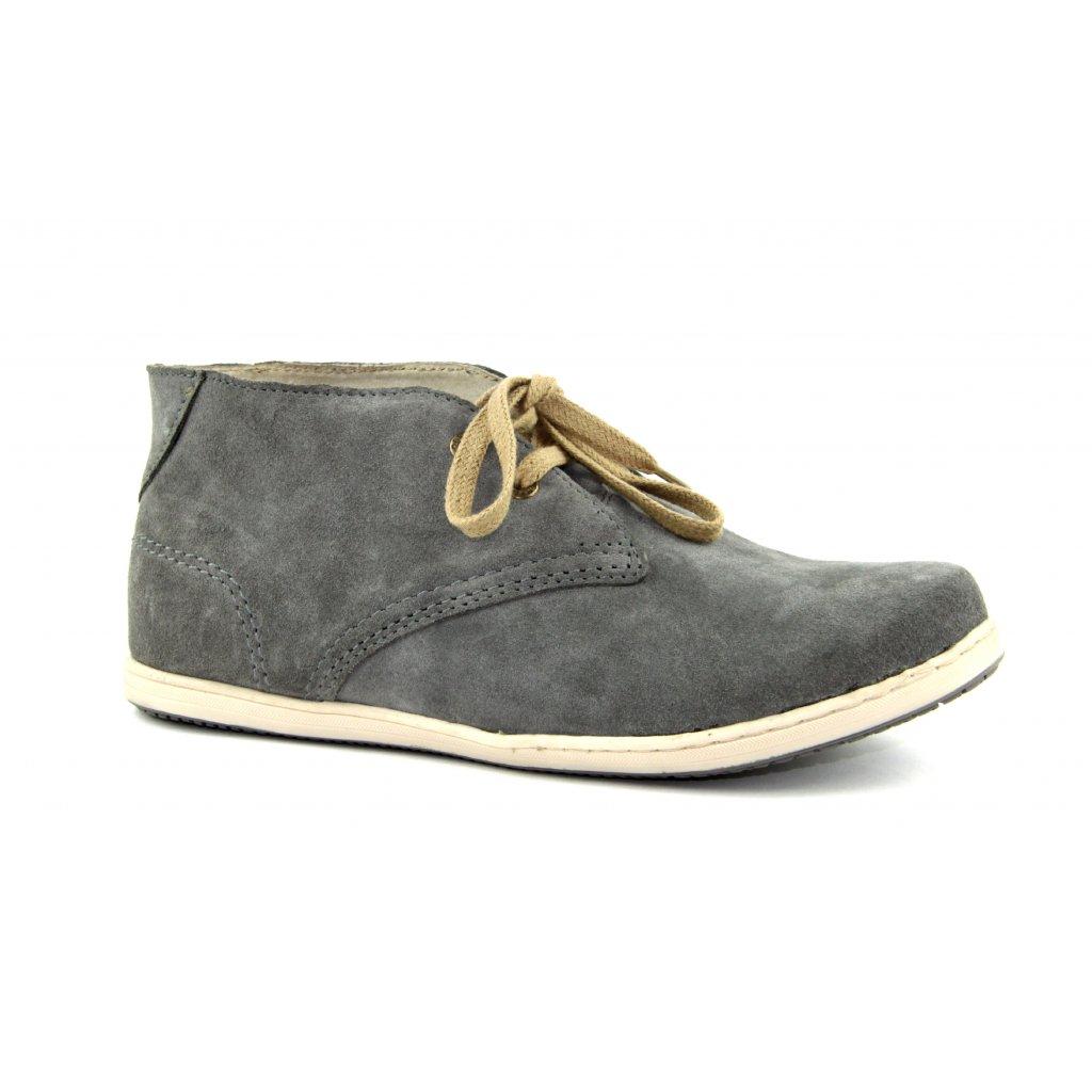 Vycházková obuv šedá, 483AP