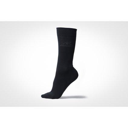 ponožky LUX šedé (Velikost 45-47)