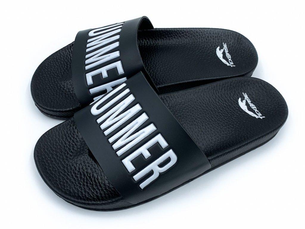 Dámské pantofle TexBase SUMMER černá