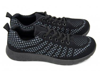 Sport obuv D black (1)