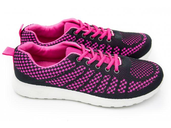 Sport obuv D pink (1)