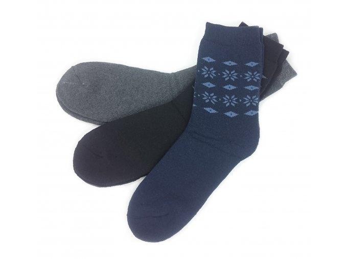 ponožky termo PAN
