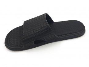 Dámské pantofle FLAMEshoes F-9003 černé