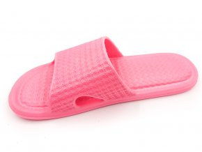 Dámské pantofle FLAMEshoes F-9003 růžové