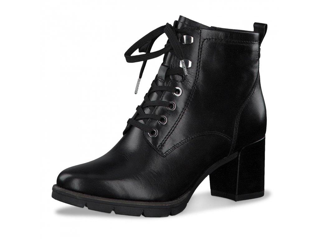 001 25103 25 001 300 zimni damska obuv na porivci tamaris gabor deska