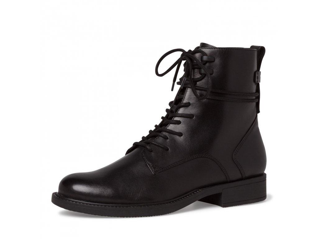 001 25243 25 001 300 zimni damska obuv na porivci tamaris gabor deska