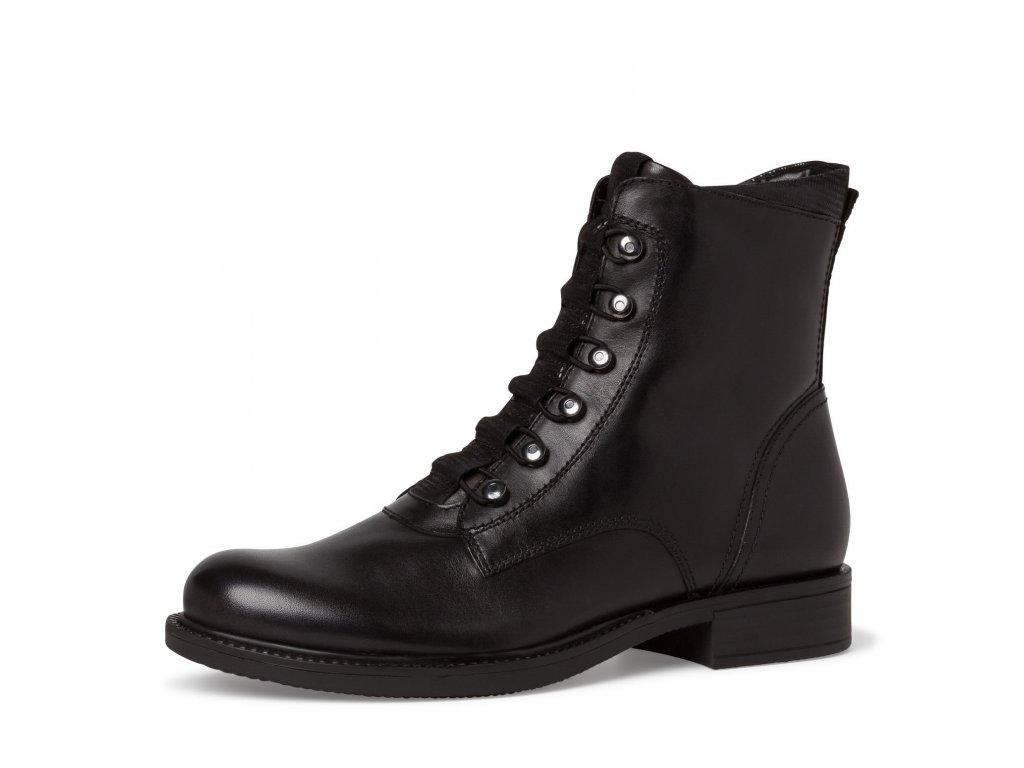 001 25391 25 001 300 zimni damska obuv na porivci tamaris gabor deska