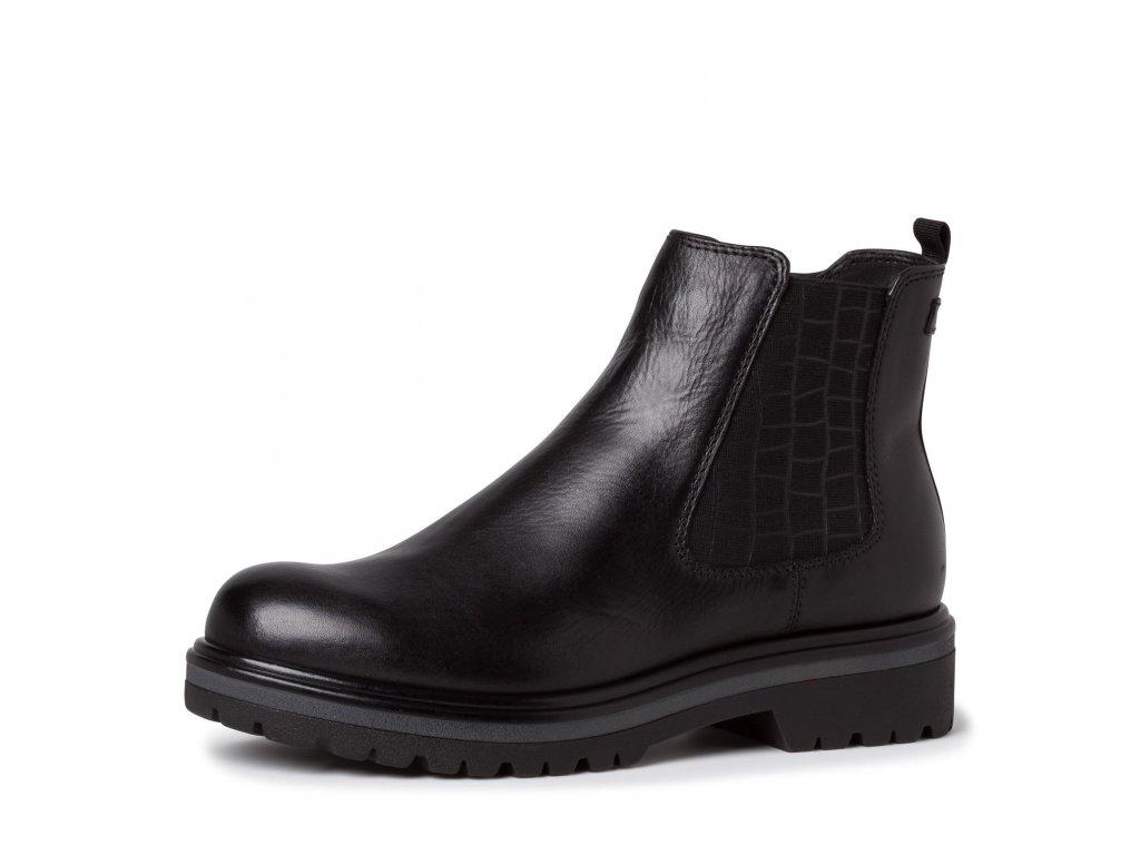 001 25412 25 001 300 zimni damska obuv na porivci tamaris gabor deska