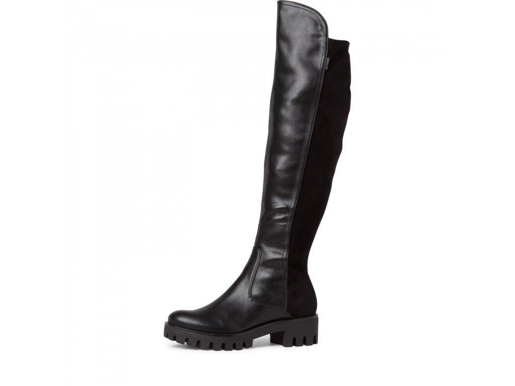 001 25605 25 001 300 zimni damska obuv na porivci tamaris gabor deska