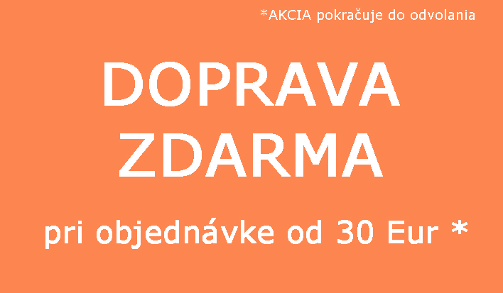 AKCIA: Doprava zdrama od 30 Eur