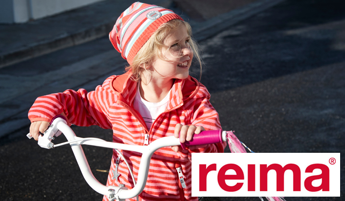 Reima - detské funkčné oblečenie