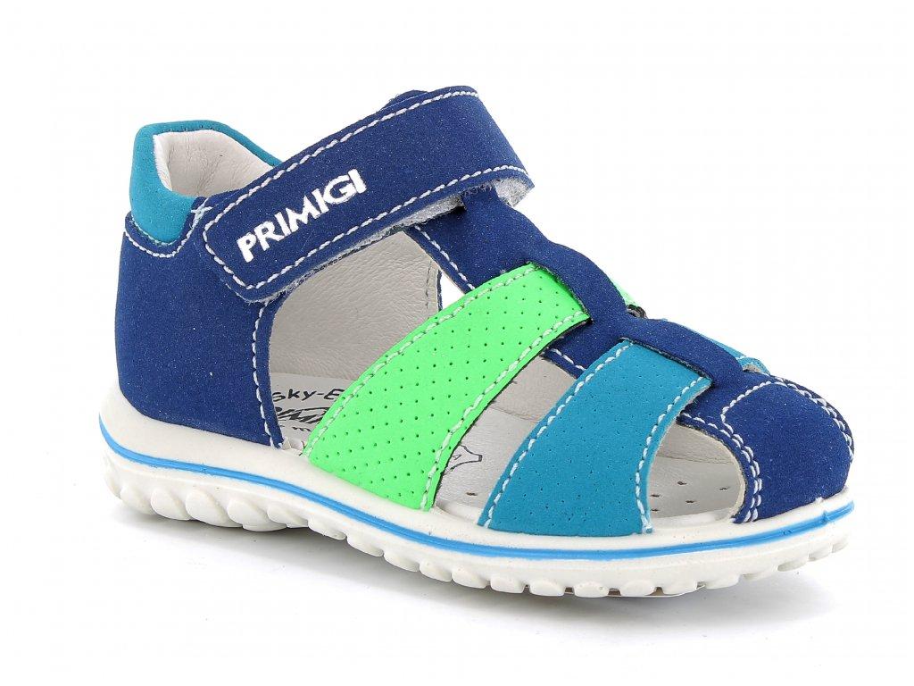 Primigi detské kožené sandále 5365500