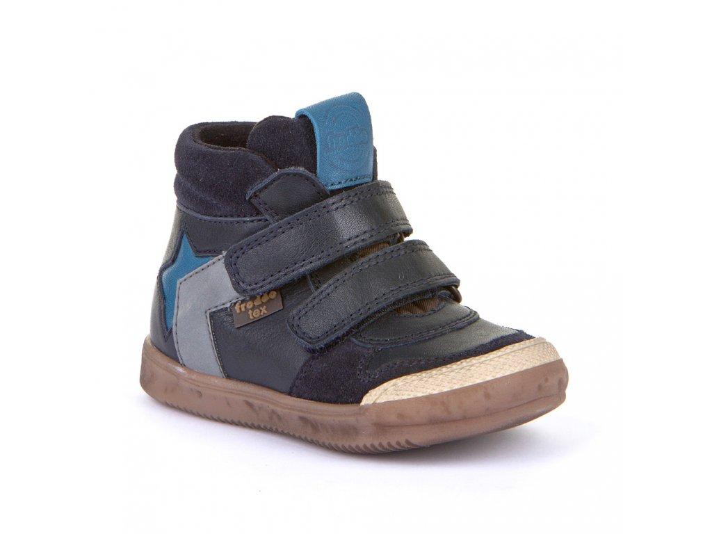 Froddo kožené nepremokavé topánky G2110083-1