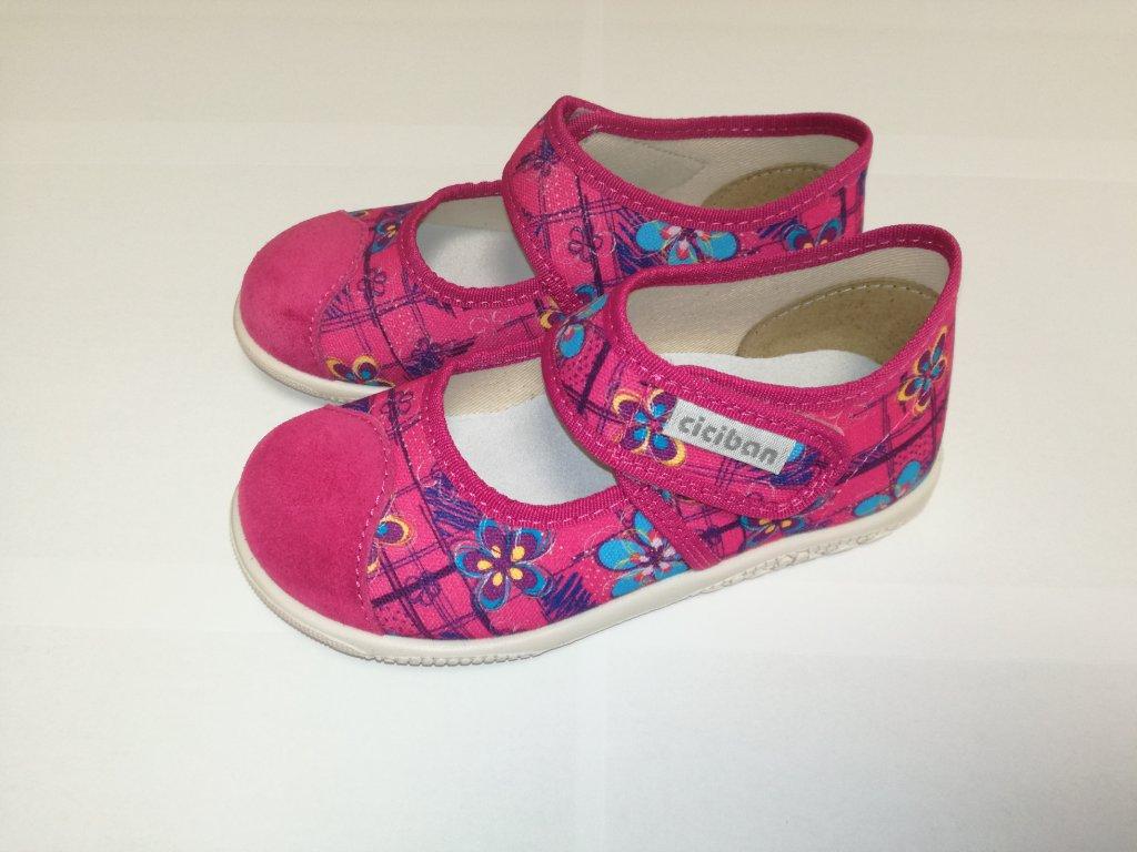 Ciciban detské papučky YLENIA 80470