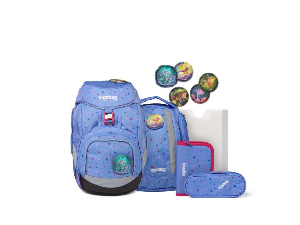 ERGOBAG skolska taska pack set adorabearl
