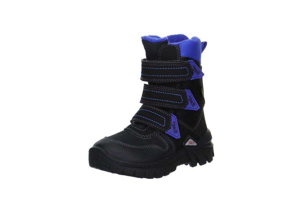 Superfit zimná obuv nepremokavá POLLUX 1-00409-02