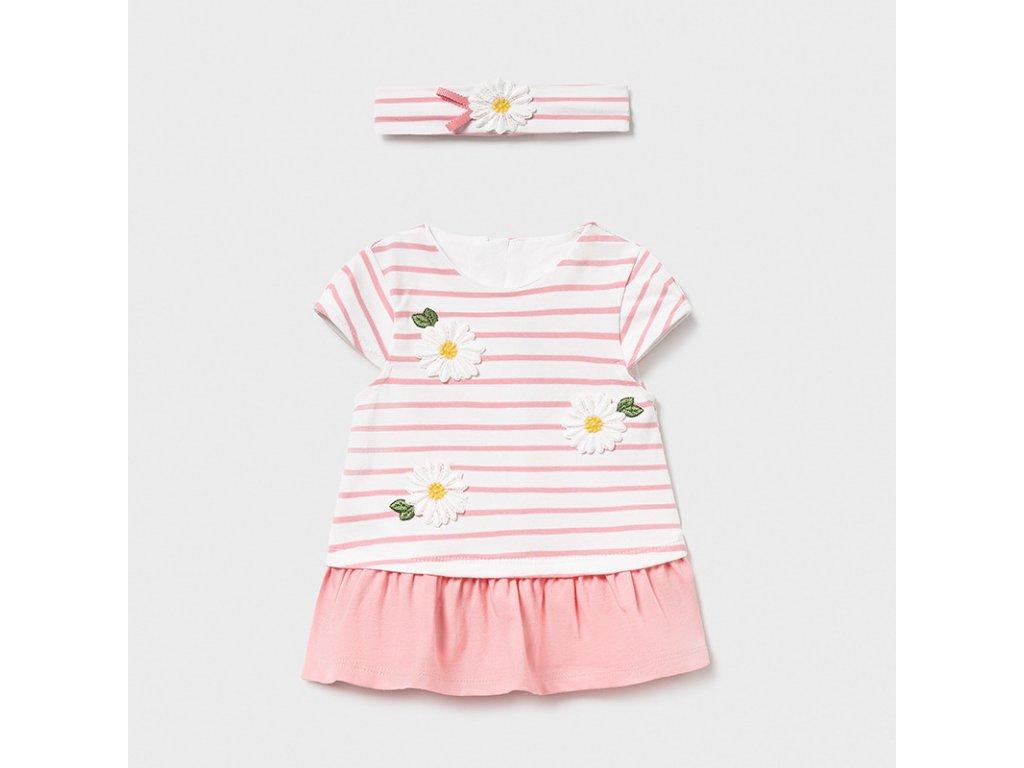 knit dress with headband for newborn girl id 21 01808 042 800 4