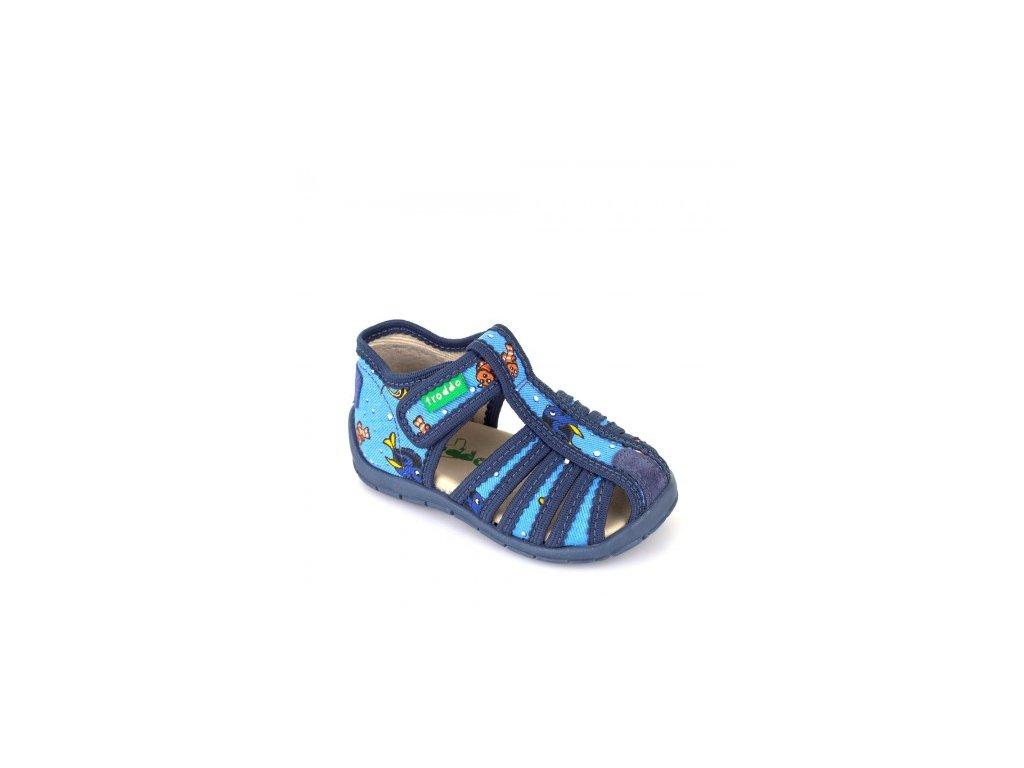 Froddo detské papuče - sandálkové