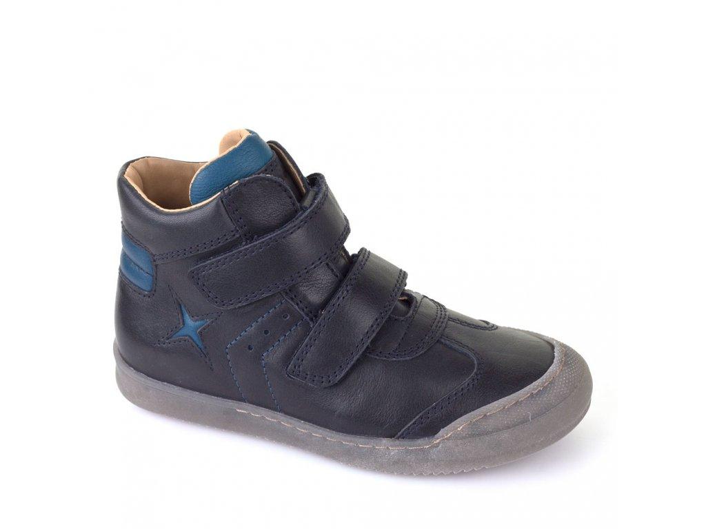 Froddo vyššie kožené topánky