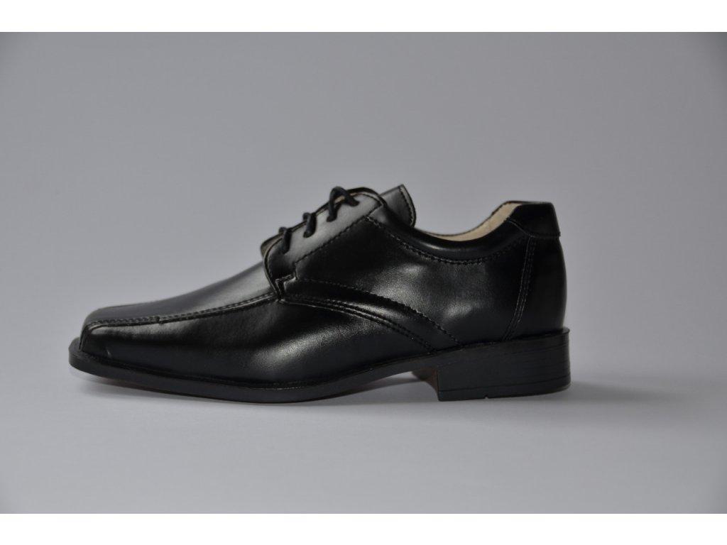 Renbut spoločenské topánky pre chlapcov 33-427