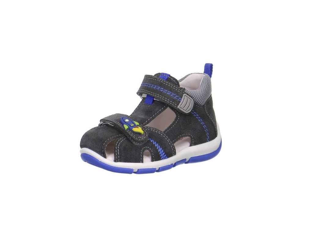 4b365d285f74 Superfit kožené detské sandálky FREDDY 0-00144-07