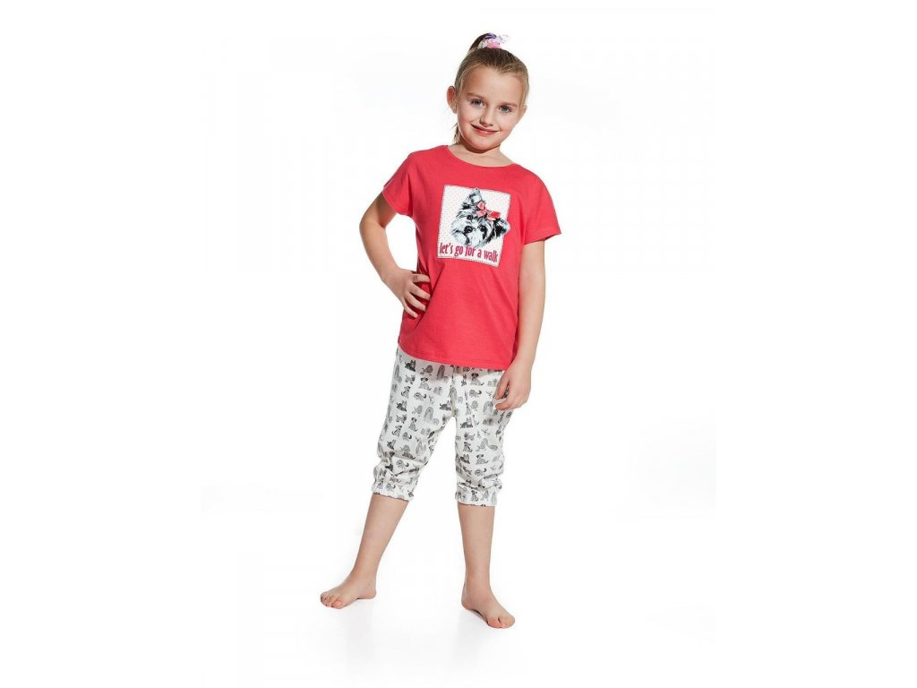 Cornette detské pyžamo Let's GO