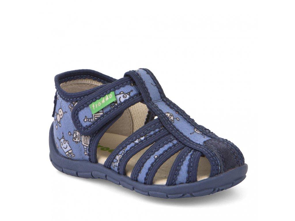 Froddo detské papučky - sandálkové