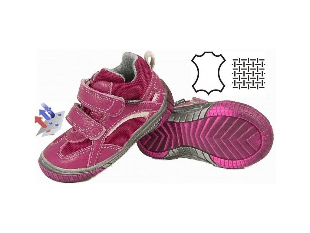 1cb5aee32d9 DPK detská obuv celoročná s membránou K59021-2W-TEX-1313 ...