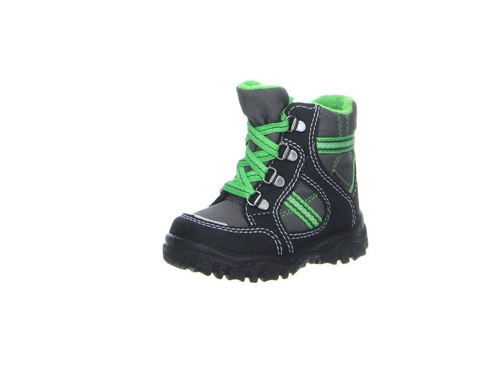 Superfit zimná obuv nepremokavá HUSKY 3-00042-02