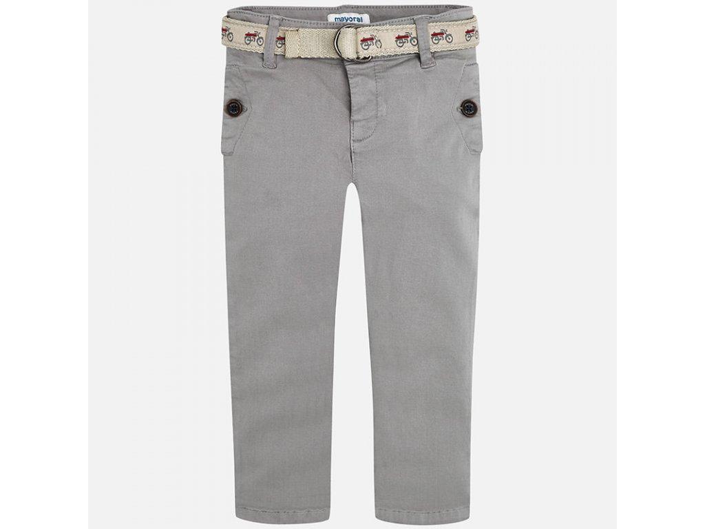 Mayoral plátené nohavice s opaskom 18-004508-022