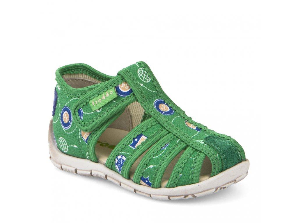 Froddo detské papučky  G1700194-4
