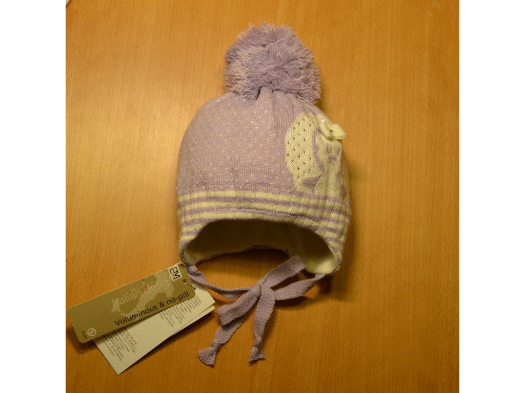 BARBARAS Zimná čiapka pre bábätko - tučniak