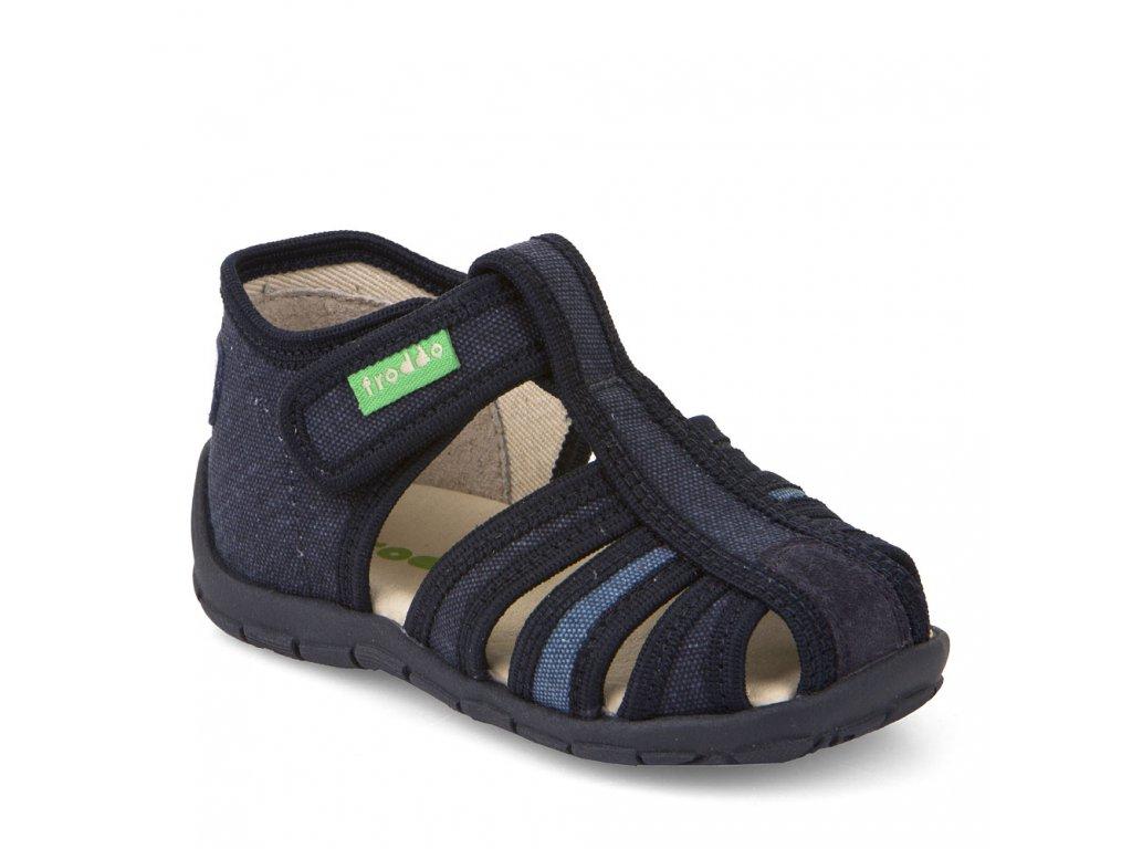 2095ff614246 Froddo detské papuče G1700194-5