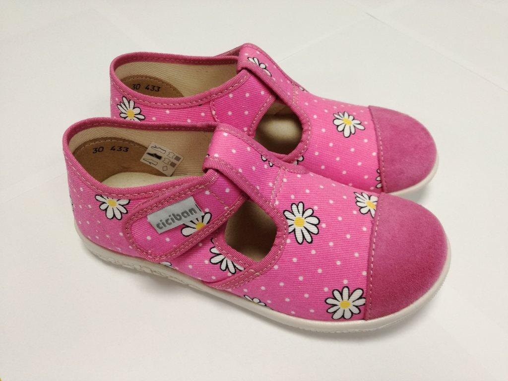 Ciciban detské papučky ROMEA 29433