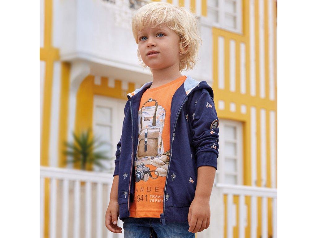 1d7abee9e56d Mayoral Tepláková bunda s výšivkami 29-03428-077