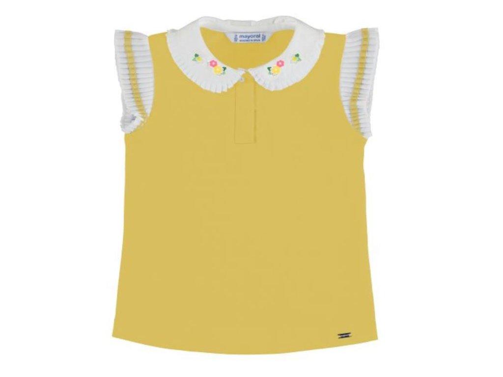 0c9f1b4ebd1c Mayoral Polo tričko s výšivkou 29-03101-041