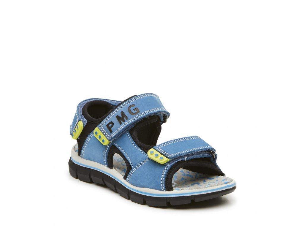 c4508b1a1a09 Primigi detské sandálky kožené 3396700