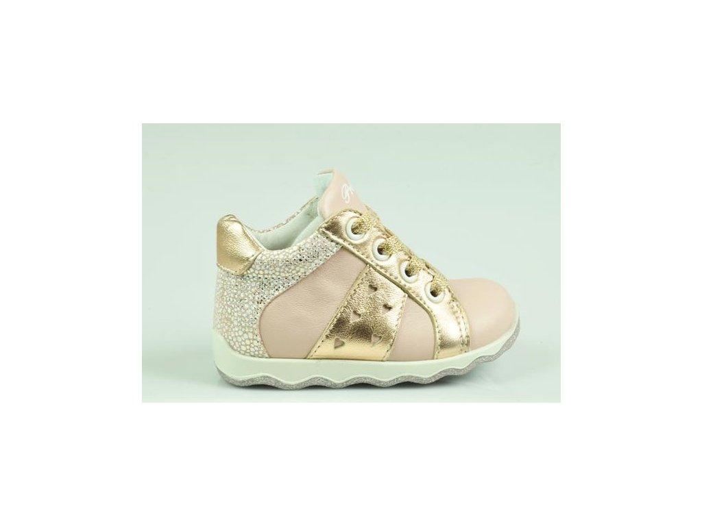 Primigi detské kožené topánky 3370700
