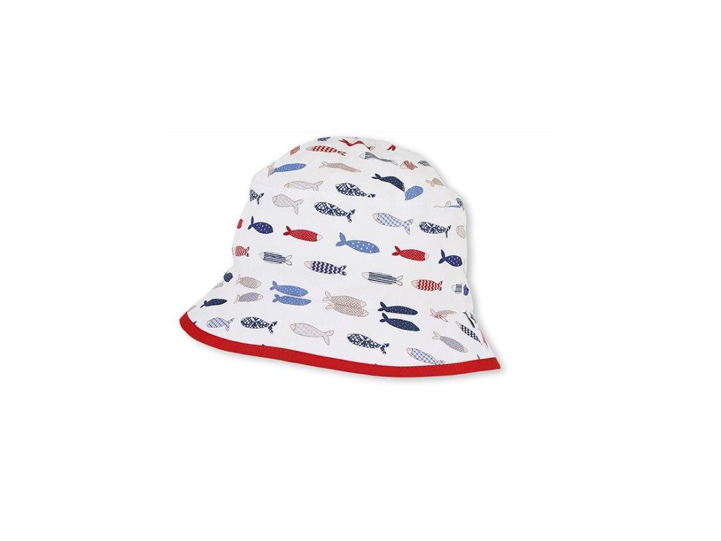 Sterntaler Detský letný klobúk s UV ochranou 50+