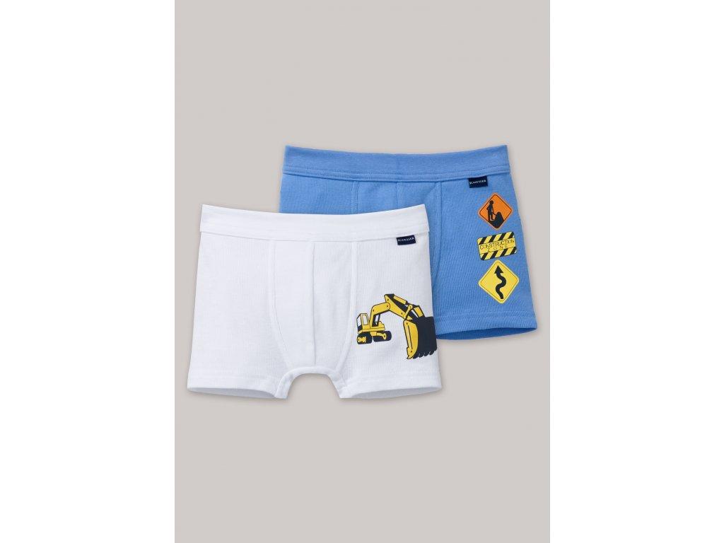 hip shorts feinripp 2er pack mehrfarbig baustelle 148544 901 front