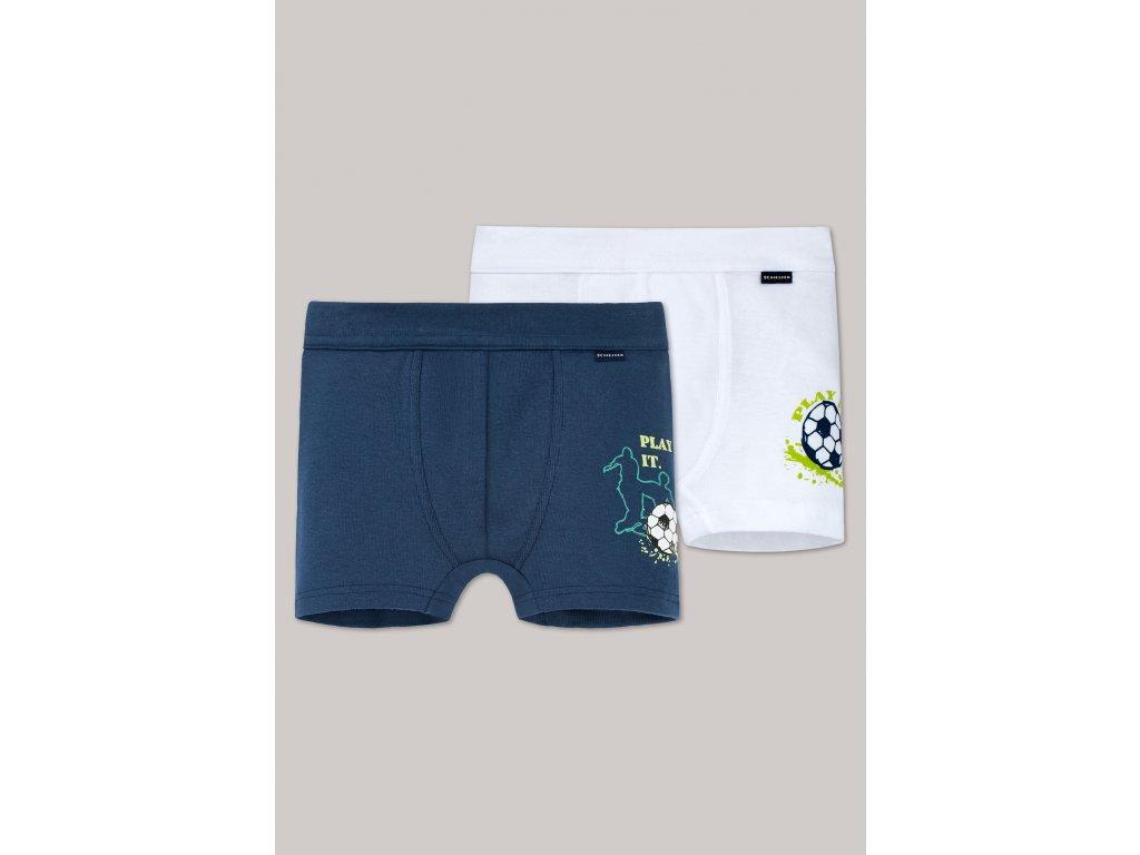 hip shorts 2er pack dunkelbau weiss fussball 160494 901 front