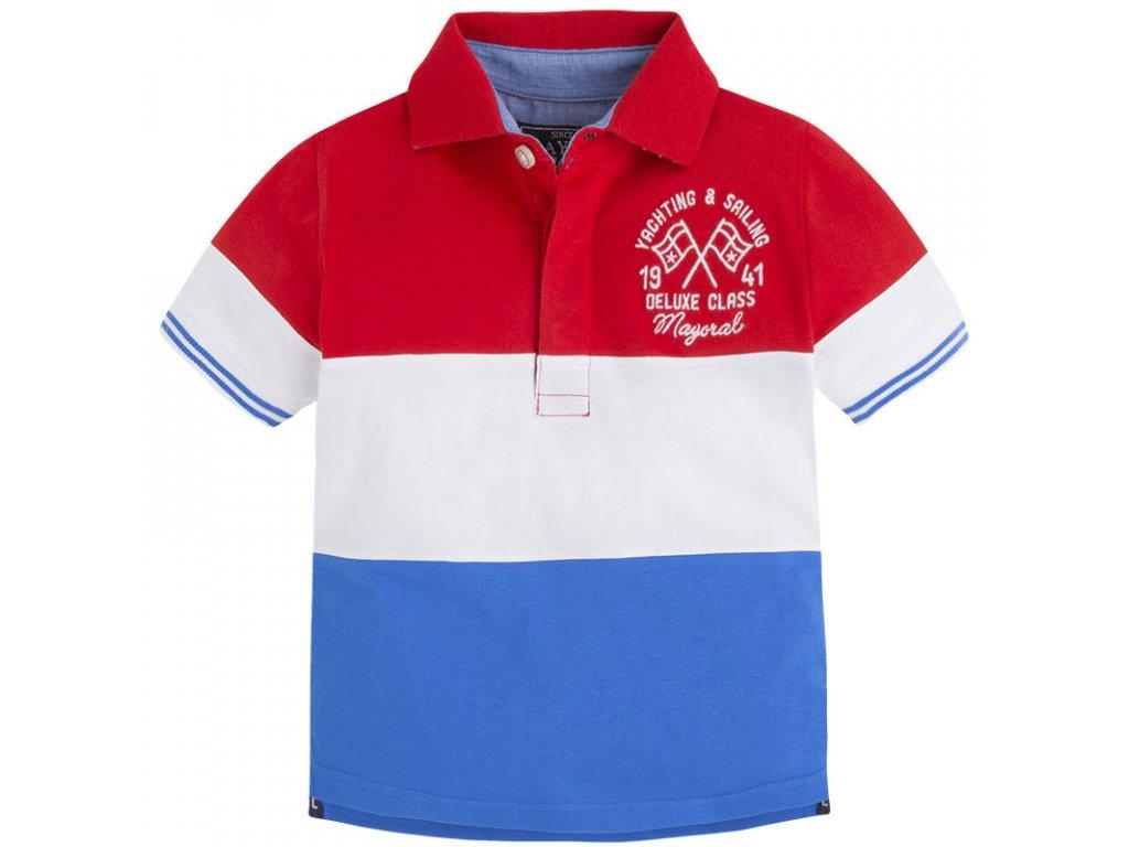 Mayoral Polo tričko 26-3118-028