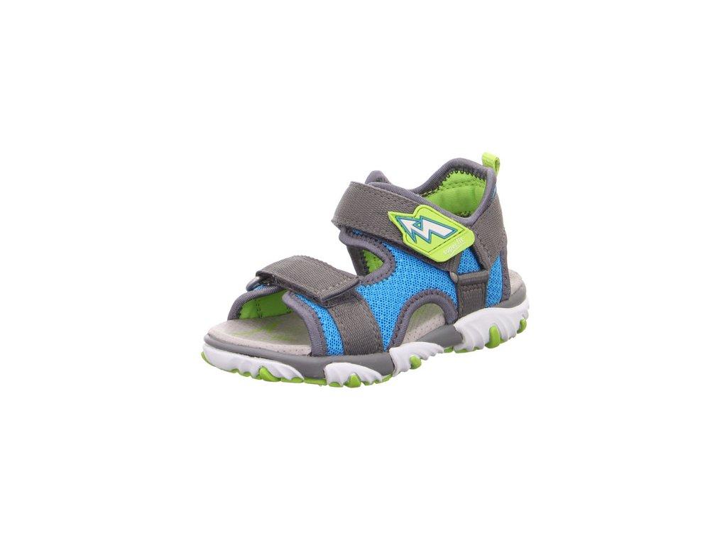 24e341b7709b Superfit detské sandálky MIKE2 4-09172-26